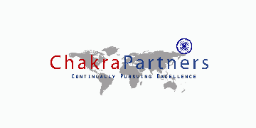 Chakra Partners Consulting Services Pvt. Ltd  logo