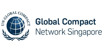 Global Compact Network Singapore logo