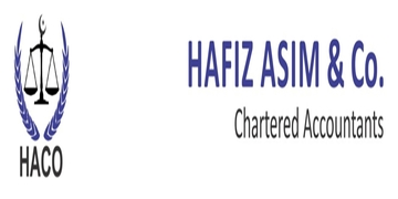 Hafiz Asim & Co. Chartered Accountants logo