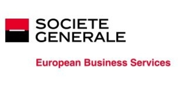 Societe Generale European Business Services logo