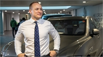 Interview: Michael Mills ACCA, finance and transformation director, Jaguar Land Rover