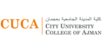 City University College of Ajman logo