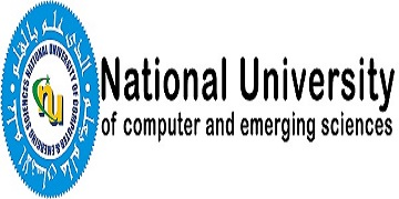 FAST National University of Computer & Emerging Sciences logo