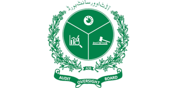 Audit Oversight Board logo