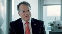 Video: William Lo, CFO of the Hong Kong Airport Authority