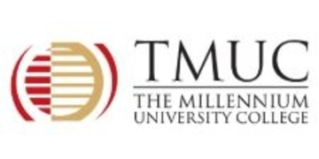 The Millennium University College logo