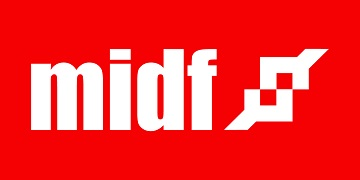 Malaysian Industrial Development Finance Berhad (MIDF) logo