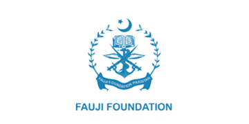 Fauji Foundation logo