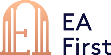 EA First logo
